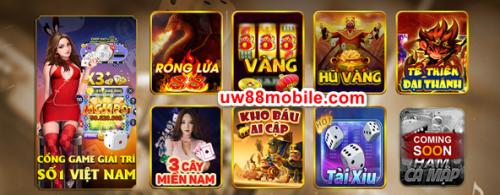 uw88 mobile